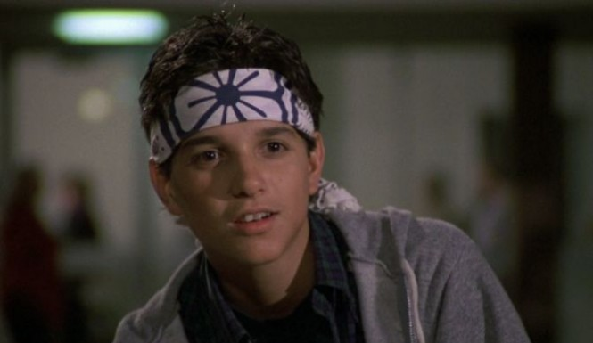 Karate Kid Ralph Macchio Crane Ralph Macchio, Where I...