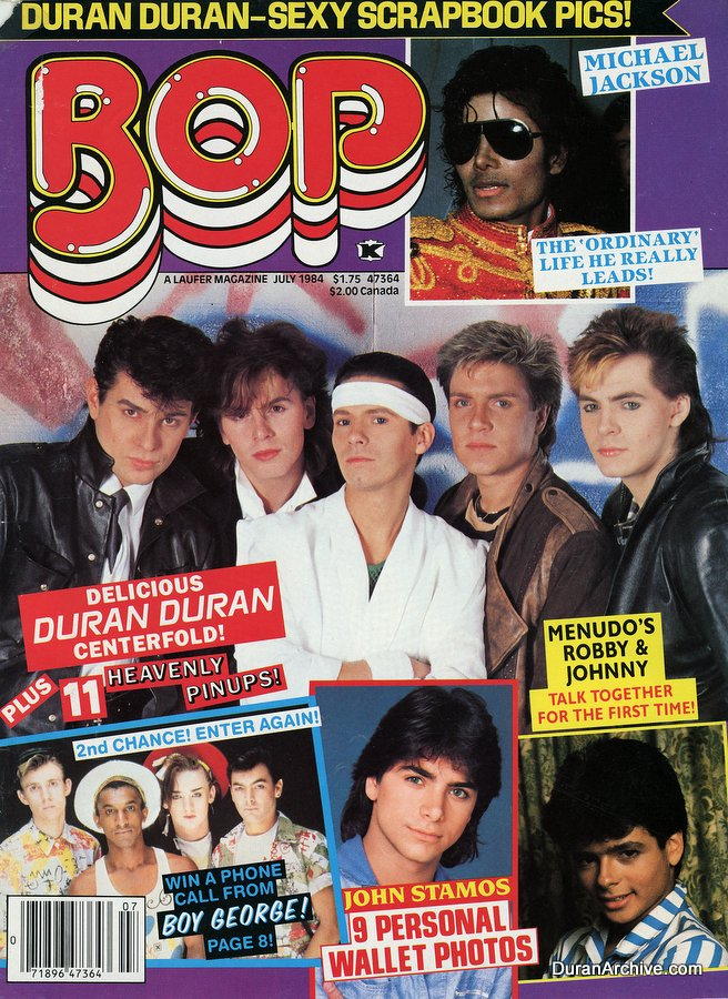 Teen Bop Magazine 2