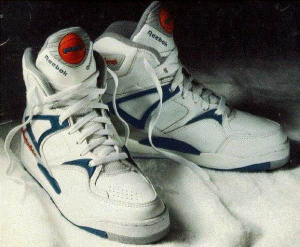 pump reebok shoes 80s