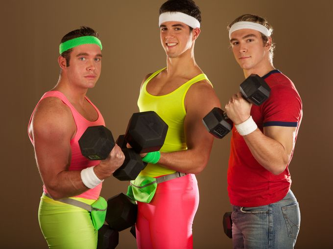 You will also find a big range of 80s workout costume ideas, and we link to the best suppliers on the most trusted store on the web, Amazon. Disclosure: ingmecanica.ml is participating in the Amazon Associates Program.