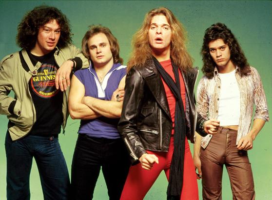 1980s Van Halen
