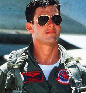 Tom Cruise Ray Ban