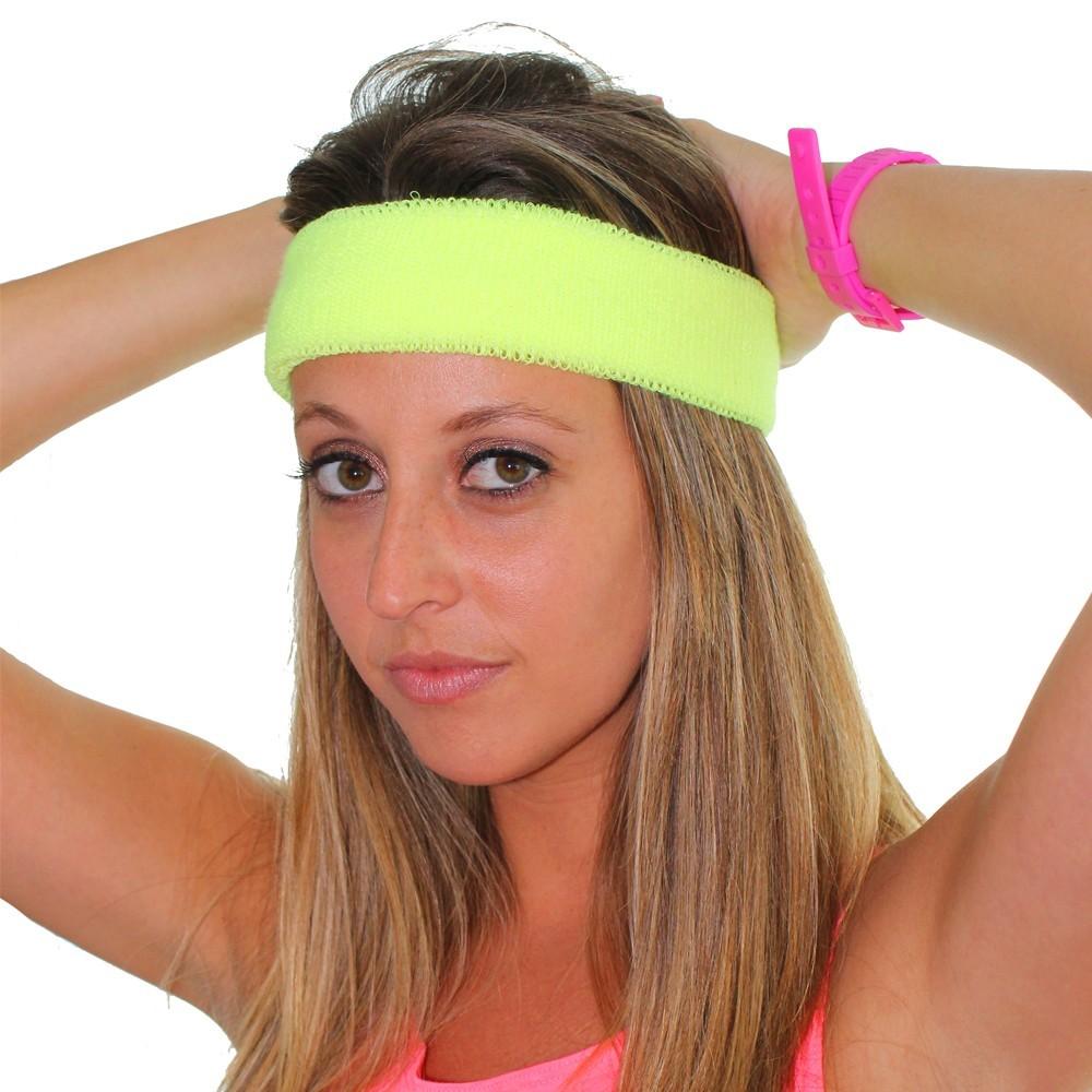 neon headband