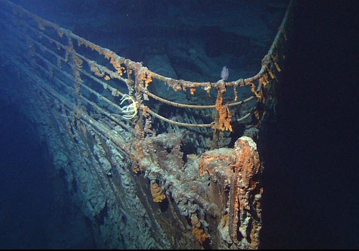 TitanicWreck