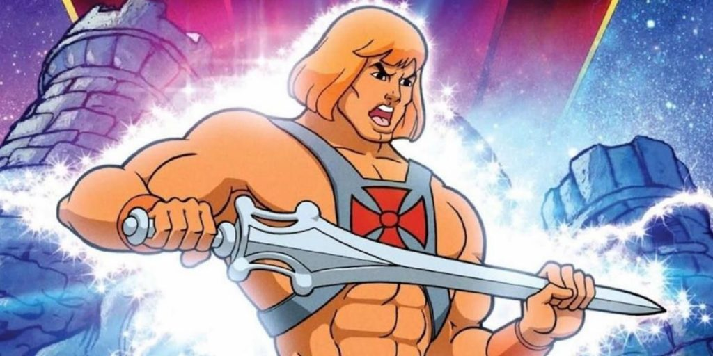 he-man netflix