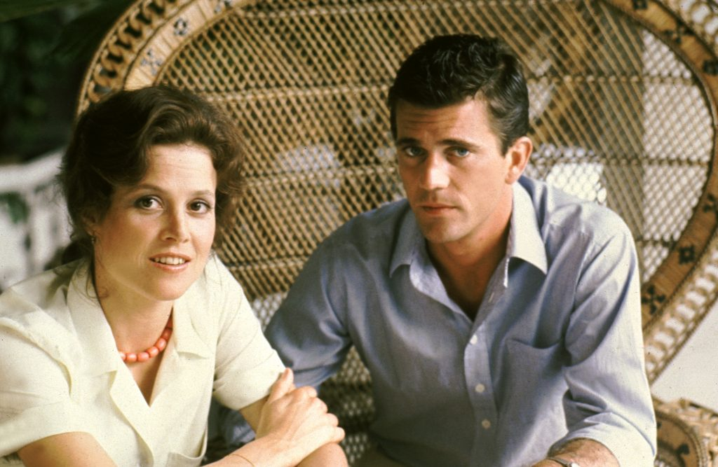 sigourney weaver the year of living dangerously