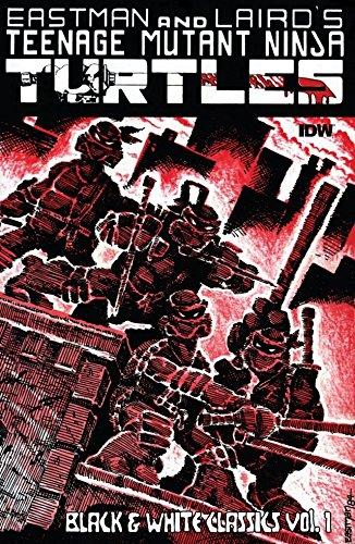 teenage mutant ninja turtle comic 1