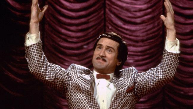 the king of comedy de niro
